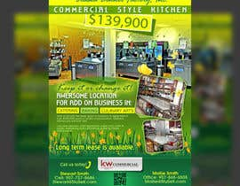 #10 para Design a Flyer for Ak Dinner Factory por Spector01