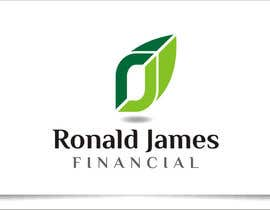 #96 for Design a Logo for Ronald James Financial by indraDhe