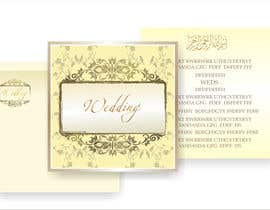 Nro 28 kilpailuun Design some Wedding and Mehndi Party Invitations for MUSLIM WEDDING käyttäjältä artist4
