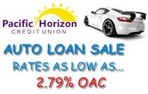 Graphic Design for Credit Union Auto Loan Sale için Graphic Design20 No.lu Yarışma Girdisi