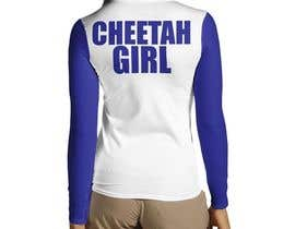 #39 untuk Simple T-Shirt Design: Cheetah Girl oleh noyan2012