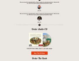 IulianArama tarafından Design a Website Mockup için no 20