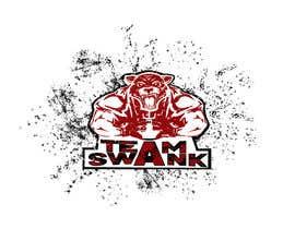 Meljustwatching tarafından Design a New TEAM SWANK Logo için no 3
