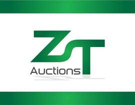 #100 for Logo Design for ZT Auctions, LLC by marif64