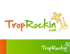 #125 for Logo Design tropical music theme blog by Grupof5