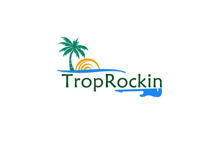 Contest Entry #                                        195                                      for                                         Logo Design tropical music theme blog