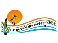 Logo Design tropical music theme blog için Graphic Design203 No.lu Yarışma Girdisi