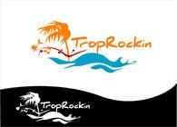 Logo Design tropical music theme blog için Graphic Design175 No.lu Yarışma Girdisi