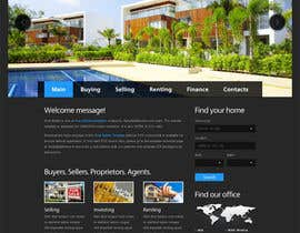 nº 9 pour Homepage Design (Joomla-Template) for our company par kausik1985