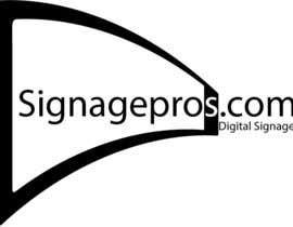 #7 untuk Design a Logo for The Signage Pros oleh avalonuk