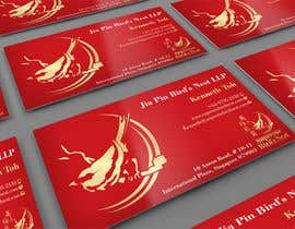 #110 for Design some Business Cards for Bird's Nest by midget