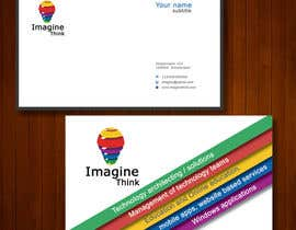#160 for Design logo and business card for a technology management company! af maheshjob