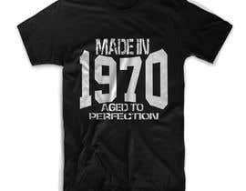 #44 para Simple T-shirt design needed ( por mgpcreationz