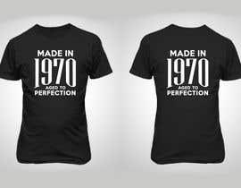 #4 para Simple T-shirt design needed ( por estebanmuniz
