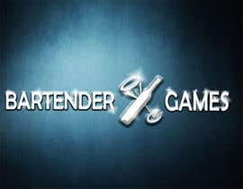#19 for Design a logo for bartenderXgames by atheb