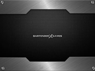 #3 for Design a logo for bartenderXgames by iffikhan