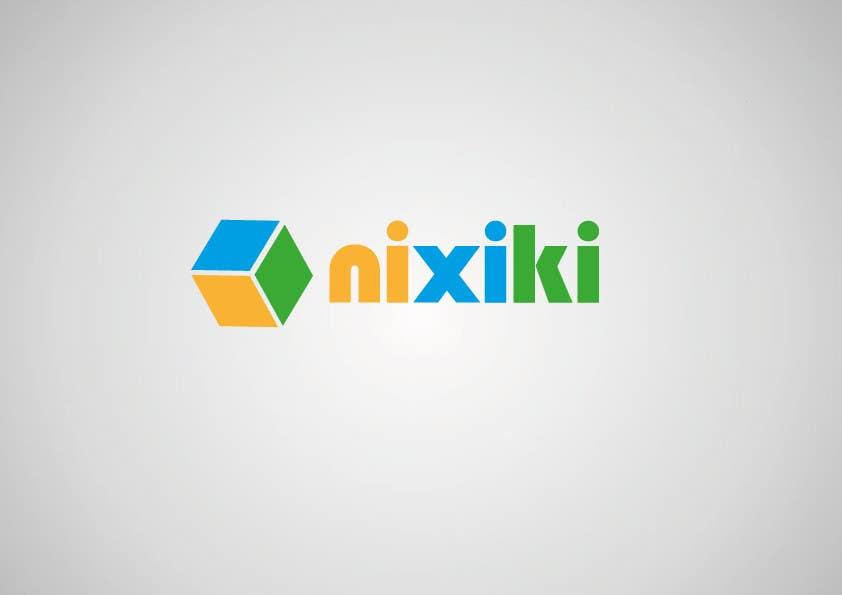 Penyertaan Peraduan #                                        175                                      untuk                                         Design a Logo for www.nixiki.com