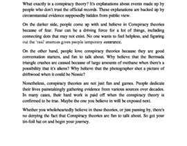 TrixiePereira tarafından Write some Articles için no 17