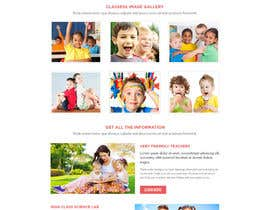 nº 30 pour Redesign of educational webite par shabcreation