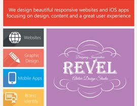 #17 cho Design a 300 x 250 Pixel Ad Flyer For A Website bởi thewolfmenrock