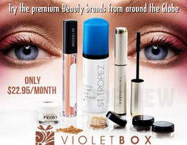 #4 untuk Design a Web Banner for a Cosmetics Business oleh majasdigital