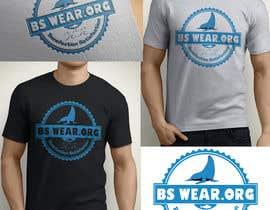Exer1976 tarafından Design a Logo for BS Wear.org için no 19