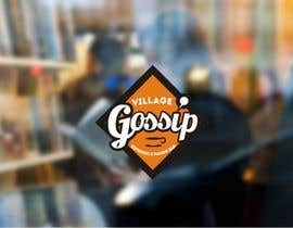 nº 395 pour Design a Logo for Village Gossip par cdl666