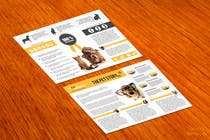 Contest Entry #20 for Design a Flyer for Healthy natural pet dog Treats