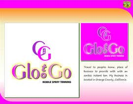 #49 para Logo Design for Glo to Go Mobile Spray Tanning por wbconcepcion
