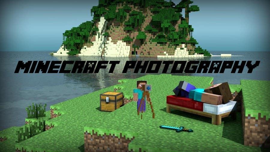 Penyertaan Peraduan #                                        10                                      untuk                                         Design a Minecraft website Logo