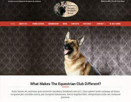 #7 para Design a Banner for Southeast German Shepherd Rescue Website por laurael