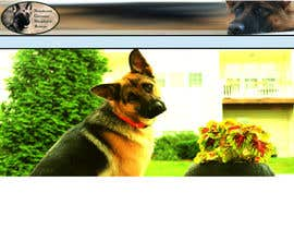 nº 4 pour Design a Banner for Southeast German Shepherd Rescue Website par jamesbutrico