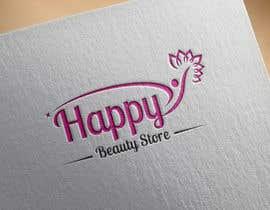 amstudio7 tarafından Happy Beauty Store Logo Design Contest için no 55