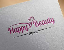 amstudio7 tarafından Happy Beauty Store Logo Design Contest için no 77
