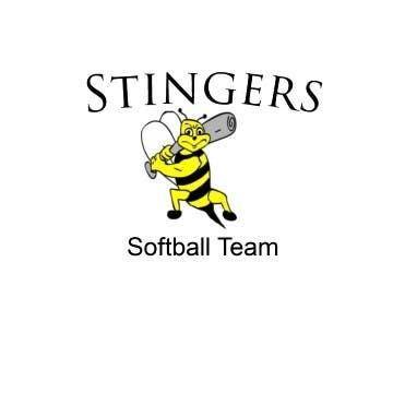 Kilpailutyö #2 kilpailussa Design a Logo for Stingers Softball Team