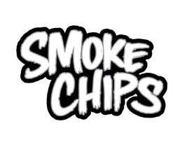 #15 cho Design type style for the words Smoke Chips bởi ReflexJustin