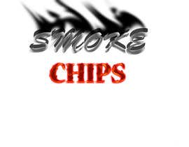 #22 cho Design type style for the words Smoke Chips bởi jupit3r