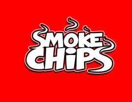 #38 for Design type style for the words Smoke Chips by kingryanrobles22