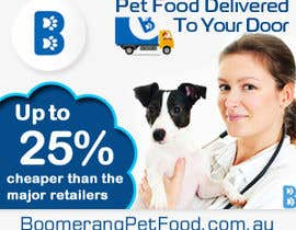 nº 19 pour Design a Static MREC Banner for Pet Food  Business par harmonyinfotech