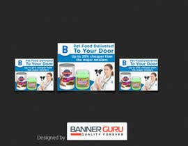 nº 24 pour Design a Static MREC Banner for Pet Food  Business par BannerGuru