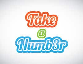 "#114 para Design a Logo for ""Take a Numb3r"" por Arts360"