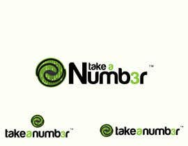 "#25 cho Design a Logo for ""Take a Numb3r"" bởi GeorgeOrf"