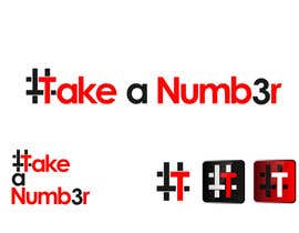 "#56 cho Design a Logo for ""Take a Numb3r"" bởi dandrexrival07"