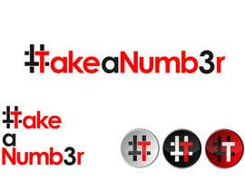"#66 cho Design a Logo for ""Take a Numb3r"" bởi dandrexrival07"