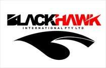 Graphic Design Entri Peraduan #320 for Logo Design for Blackhawk International Pty Ltd