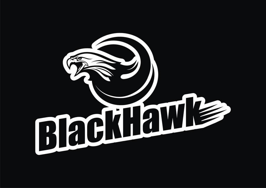 #465 for Logo Design for Blackhawk International Pty Ltd by vidyag1985