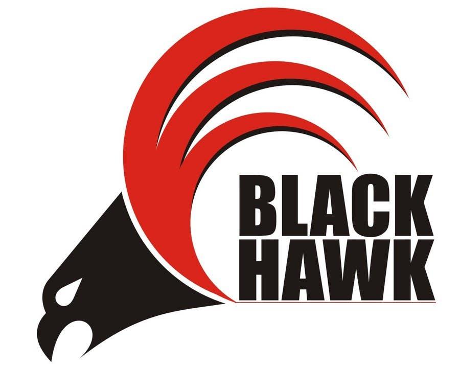 Penyertaan Peraduan #                                        482                                      untuk                                         Logo Design for Blackhawk International Pty Ltd