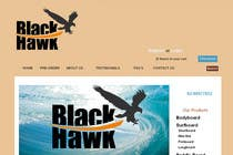 Graphic Design Entri Peraduan #383 for Logo Design for Blackhawk International Pty Ltd