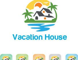 #24 cho Design a Logo & Theme Color for Vacation House bởi Mubeen786