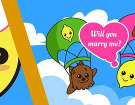 namikaze005 tarafından Design a Banner for my Skydiving marriage proposal için no 23